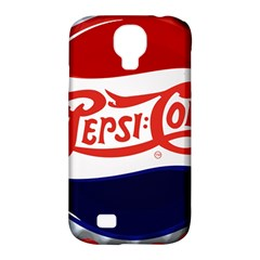 Pepsi Cola Samsung Galaxy S4 Classic Hardshell Case (PC+Silicone)