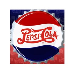 Pepsi Cola Small Satin Scarf (Square)