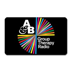 Above & Beyond  Group Therapy Radio Magnet (Rectangular)