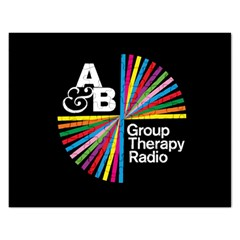 Above & Beyond  Group Therapy Radio Rectangular Jigsaw Puzzl
