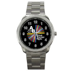 Above & Beyond  Group Therapy Radio Sport Metal Watch