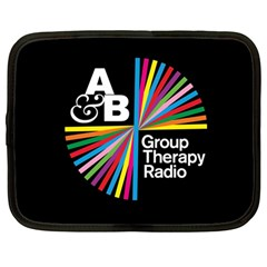 Above & Beyond  Group Therapy Radio Netbook Case (large)