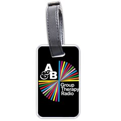 Above & Beyond  Group Therapy Radio Luggage Tags (one Side)