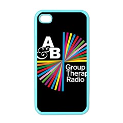 Above & Beyond  Group Therapy Radio Apple Iphone 4 Case (color)