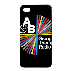 Above & Beyond  Group Therapy Radio Apple Iphone 4/4s Seamless Case (black)