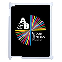 Above & Beyond  Group Therapy Radio Apple Ipad 2 Case (white)