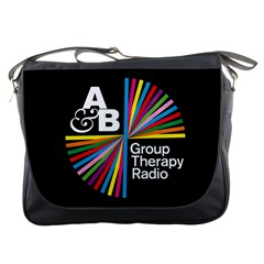 Above & Beyond  Group Therapy Radio Messenger Bags