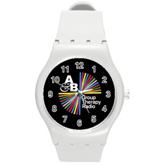 Above & Beyond  Group Therapy Radio Round Plastic Sport Watch (M)