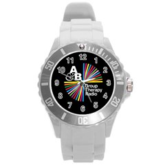 Above & Beyond  Group Therapy Radio Round Plastic Sport Watch (L)