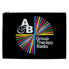 Above & Beyond  Group Therapy Radio Cosmetic Bag (XXL)
