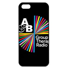 Above & Beyond  Group Therapy Radio Apple iPhone 5 Seamless Case (Black)