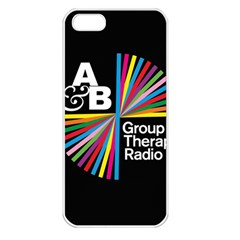 Above & Beyond  Group Therapy Radio Apple iPhone 5 Seamless Case (White)