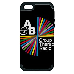 Above & Beyond  Group Therapy Radio Apple iPhone 5 Hardshell Case (PC+Silicone)