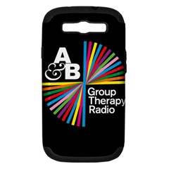 Above & Beyond  Group Therapy Radio Samsung Galaxy S III Hardshell Case (PC+Silicone)