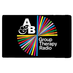 Above & Beyond  Group Therapy Radio Apple iPad 3/4 Flip Case