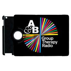 Above & Beyond  Group Therapy Radio Apple iPad 3/4 Flip 360 Case