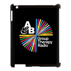 Above & Beyond  Group Therapy Radio Apple iPad 3/4 Case (Black)