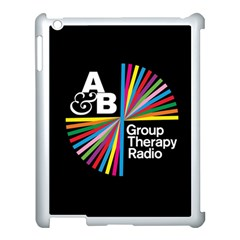 Above & Beyond  Group Therapy Radio Apple iPad 3/4 Case (White)