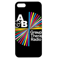 Above & Beyond  Group Therapy Radio Apple iPhone 5 Hardshell Case with Stand