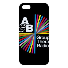 Above & Beyond  Group Therapy Radio Apple iPhone 5 Premium Hardshell Case
