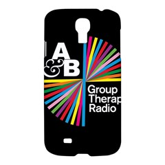 Above & Beyond  Group Therapy Radio Samsung Galaxy S4 I9500/I9505 Hardshell Case
