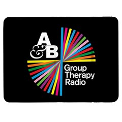 Above & Beyond  Group Therapy Radio Samsung Galaxy Tab 7  P1000 Flip Case