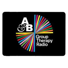 Above & Beyond  Group Therapy Radio Samsung Galaxy Tab 8.9  P7300 Flip Case