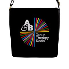 Above & Beyond  Group Therapy Radio Flap Messenger Bag (L)