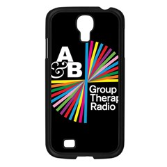 Above & Beyond  Group Therapy Radio Samsung Galaxy S4 I9500/ I9505 Case (Black)