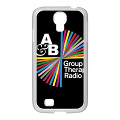 Above & Beyond  Group Therapy Radio Samsung GALAXY S4 I9500/ I9505 Case (White)