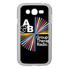 Above & Beyond  Group Therapy Radio Samsung Galaxy Grand DUOS I9082 Case (White)