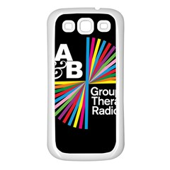 Above & Beyond  Group Therapy Radio Samsung Galaxy S3 Back Case (White)