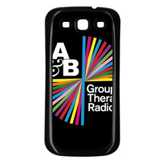 Above & Beyond  Group Therapy Radio Samsung Galaxy S3 Back Case (Black)