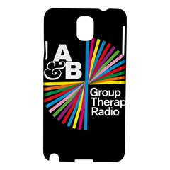 Above & Beyond  Group Therapy Radio Samsung Galaxy Note 3 N9005 Hardshell Case