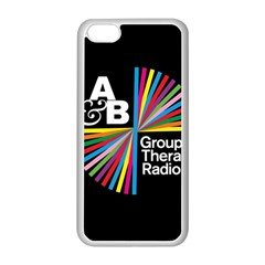 Above & Beyond  Group Therapy Radio Apple iPhone 5C Seamless Case (White)