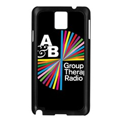 Above & Beyond  Group Therapy Radio Samsung Galaxy Note 3 N9005 Case (Black)
