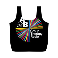 Above & Beyond  Group Therapy Radio Full Print Recycle Bags (M)