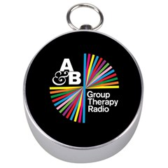 Above & Beyond  Group Therapy Radio Silver Compasses