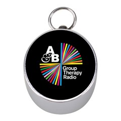 Above & Beyond  Group Therapy Radio Mini Silver Compasses