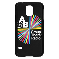 Above & Beyond  Group Therapy Radio Samsung Galaxy S5 Case (Black)