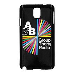 Above & Beyond  Group Therapy Radio Samsung Galaxy Note 3 Neo Hardshell Case (Black)
