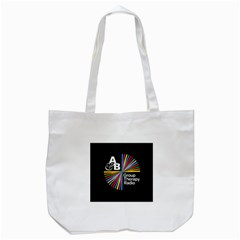 Above & Beyond  Group Therapy Radio Tote Bag (White)