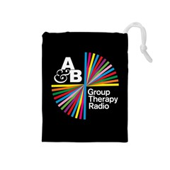 Above & Beyond  Group Therapy Radio Drawstring Pouches (Medium)