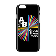 Above & Beyond  Group Therapy Radio Apple iPhone 6/6S Black Enamel Case