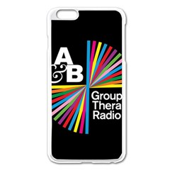 Above & Beyond  Group Therapy Radio Apple iPhone 6 Plus/6S Plus Enamel White Case