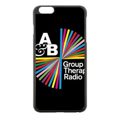 Above & Beyond  Group Therapy Radio Apple iPhone 6 Plus/6S Plus Black Enamel Case