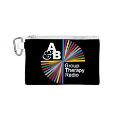 Above & Beyond  Group Therapy Radio Canvas Cosmetic Bag (S)