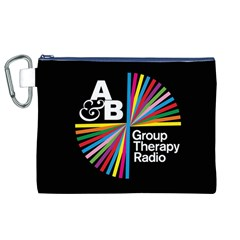 Above & Beyond  Group Therapy Radio Canvas Cosmetic Bag (XL)
