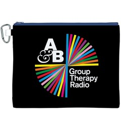 Above & Beyond  Group Therapy Radio Canvas Cosmetic Bag (XXXL)