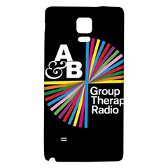 Above & Beyond  Group Therapy Radio Galaxy Note 4 Back Case